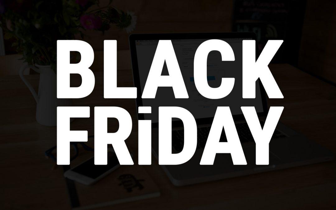 Förbered din e-handel inför Black Friday
