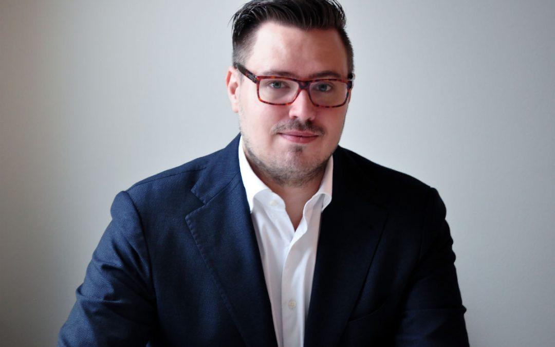 Andreas Johansson tillbaka på Billmate, denna gången som utvecklingsansvarig