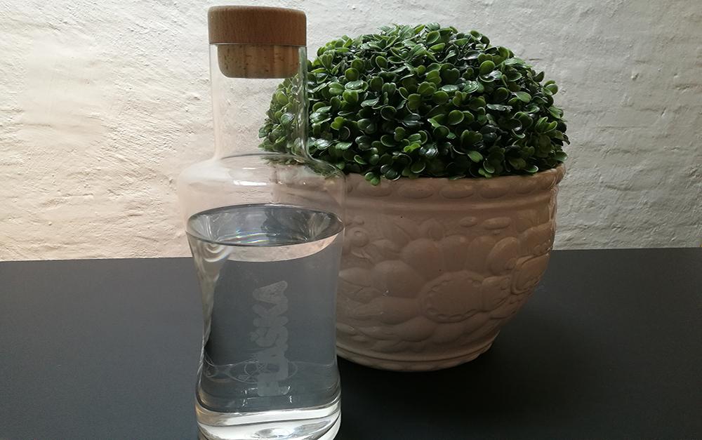 Blir vattnet verkligen godare med Flaska?
