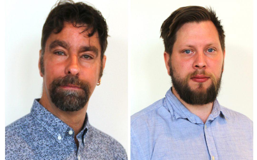 Välkomna till Billmate, Fredrik och Viktor!