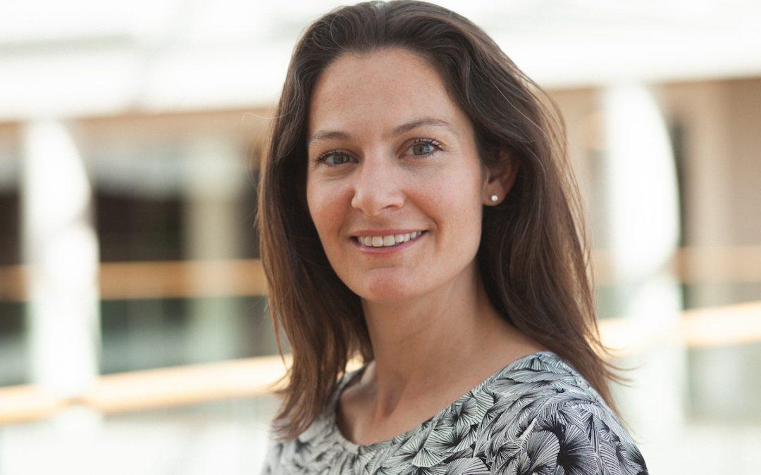 Charlotte Arnberg är ny VD för Billmate